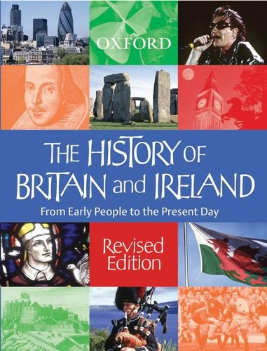 Oxford History of Britain & Ireland