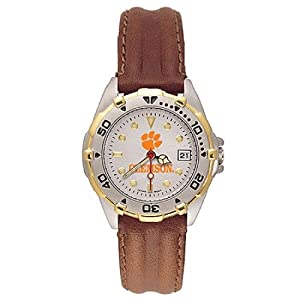 NSNSW21858P-Ladies Clemson University All Star Watch by NCAA Officially Licensed