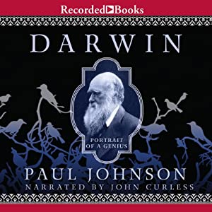 Darwin: Portrait of a Genius | [Paul Johnson]