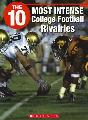 The 10 Most Intense College Football Rivalries a href=