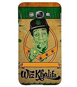 printtech Wid Khalifa Back Case Cover for Samsung Galaxy Grand 3 G720::Samsung Galaxy Grand Max G720