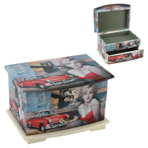 Marilyn Monroe Jewelry Box