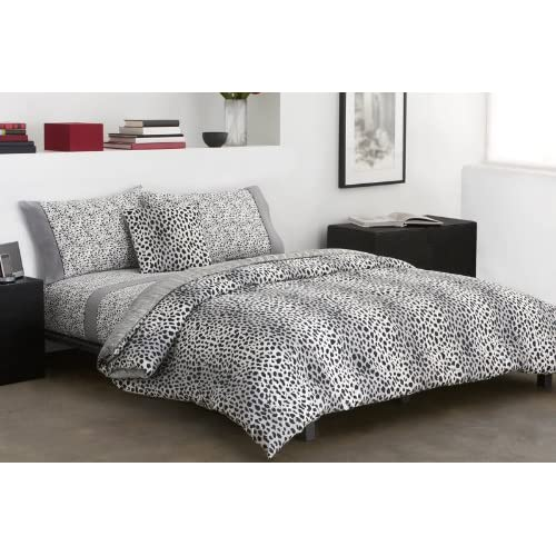 Amazon.com - DKNY Cheetah Comforter Set - Donna Karan Bedding -