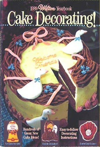 1989 Wilton Yearbook of Cake Decorating at Amazon.com
