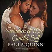The Seduction of Miss Amelia Bell: The Highland Heirs Series, Book 1 | [Paula Quinn]