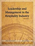 img - for Leadership and Management in the Hospitality Industry with Answer Sheet (AHLEI) (3rd Edition) (AHLEI - Introduction to Hospitality Management) book / textbook / text book