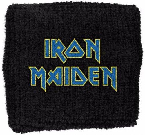 Iron Maiden sudore band - Blue Logo