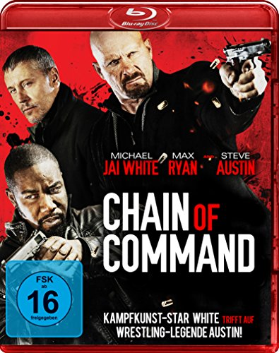 Chain of Command [Blu-ray]