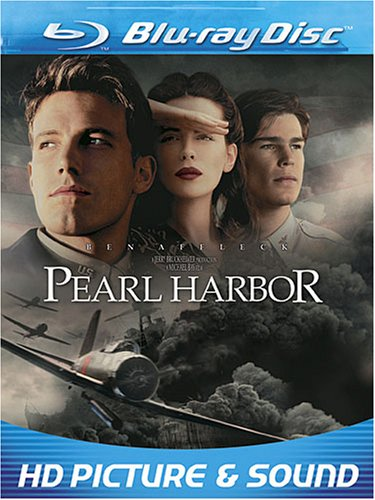 Cover art for  Pearl Harbor [Blu-ray]