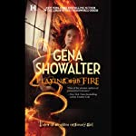 Playing with Fire (       UNABRIDGED) by Gena Showalter Narrated by Jessica Almasy