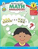 Thinking Kids'™ Math Analogies, Grade 1