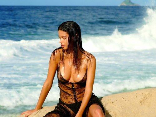 アドリアナ・リマ  ポスター Sexy Beach Hot Model
