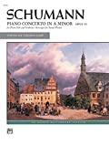 Schumann -- Piano Concerto in A Minor, Op. 54 (Alfred Masterwork Editions)
