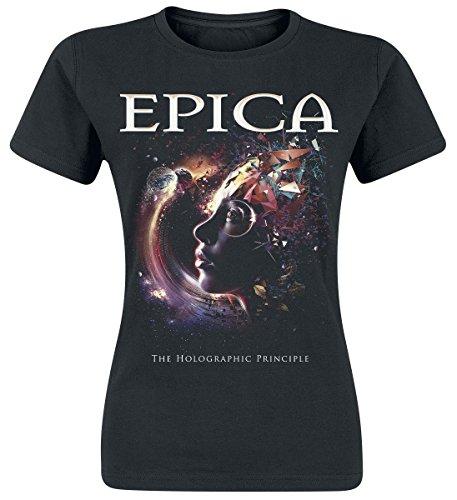 Epica The Holographic Principle Maglia donna nero XL