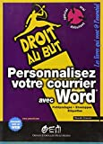 img - for Personn.votre courrier word (French Edition) book / textbook / text book