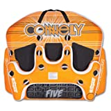 Connelly Outsider 5, 2-5 Rider Sit On-Top Towable by Connelly