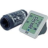 日本精密測器 上腕式デジタル血圧計【日本製】 DSK-1051J シルバー【ビックカメラグループオリジナル】