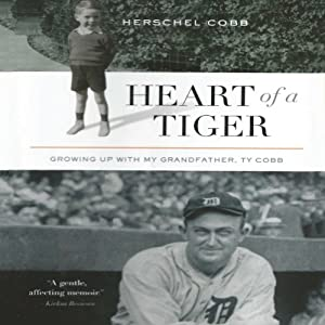 Heart of a Tiger Audiobook