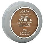Loreal True Match Super-Blendable Powder, Neutral, Cappuccino N8, 0.33 oz (9.5 g)