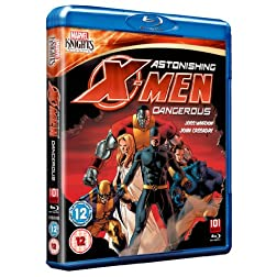 Astonishing X-Men: A Dangerous [Blu-ray]