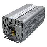 Aims Power 3000 Watt 12 vDC Power Inverter ETL Certified to UL 458 (Tamaño: 3000 Watt)