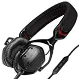 V-MODA Crossfade M-80 On-Ear Noise-Isolating Metal Headphone (Shadow)