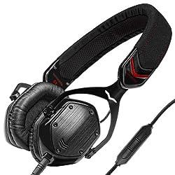 V-MODA Crossfade M-80 On-Ear Noise-Isolating Metal Headphone (Shadow)