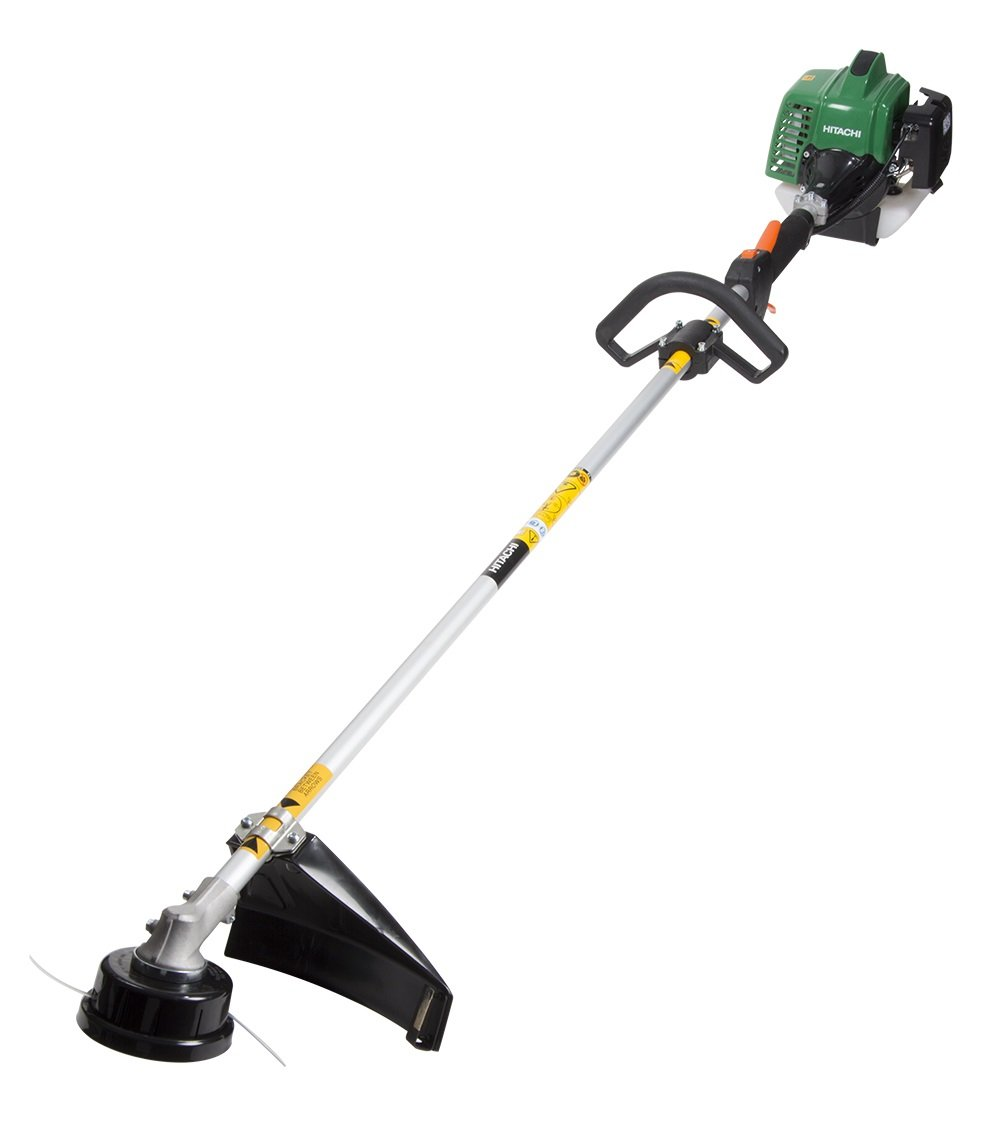 Hitachi CG23ECPSL 22.5cc 2-Cycle Gas Powered Solid Steel Drive Shaft String Trimmer