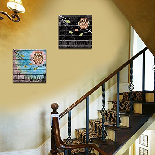 Wall Art Canvas Ready To Hang : Framed ready to hang bedroom livingroom wall art oil