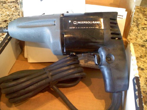 """Ingersoll Rand Electric Impact Wrench 3/8"""""""