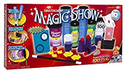 Ideal Spectacular 100 Trick Magic Show