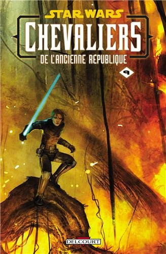 gadget geek - star wars chevaliers ancienne republique tome dernier combat