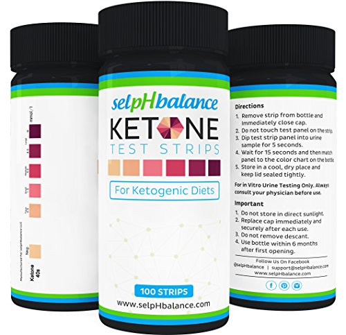 Ketone Test Strips for Low Carb Diets Ketosis Diets