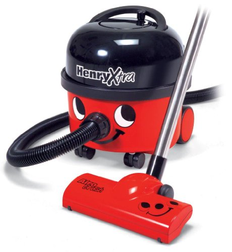 Henry Extra With Auto Save, Powerful 1.6 Hp Vacuum - Hvx 200 front-482674