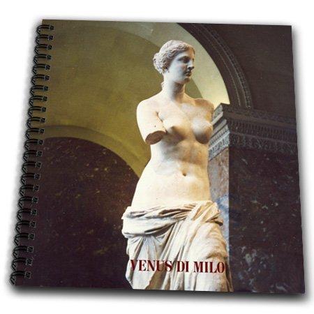 Db_31174_2 Florene Italy - Venus Di Milo - Drawing Book - Memory Book 12 X 12 Inch