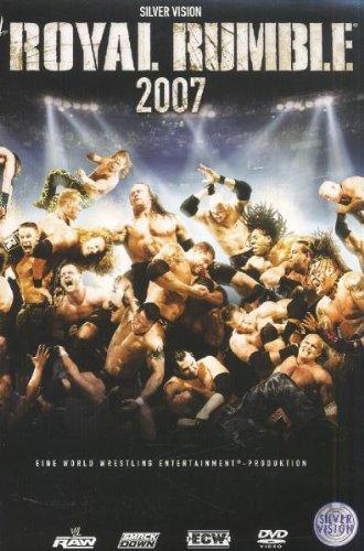 WWE - Royal Rumble 2007