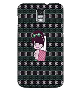 PrintDhaba Cartoon D-5781 Back Case Cover for SAMSUNG GALAXY S5 (Multi-Coloured)