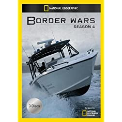 Border Wars Season 4 (3 Discs)