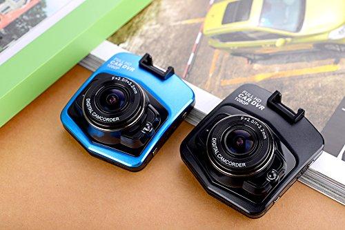 """2014 Hot Hd 1080P Wide-Angle Car Camera Camera Lens Vehicle Dvr Hdmi 2.4"""" Lcd Night Vision G-Sensor Parking Monitor Tachograph"""