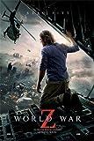ワールド・ウォーZ ポスター WORLD WAR Z (ONE SHEET) ブラッド・ピット(130628)
