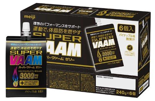 スーパーヴァームゼリー 240g×6個