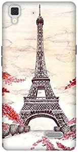 The Racoon Lean love hard plastic printed back case / cover for Oppo R7 Lite