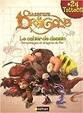 echange, troc Valérie Hadida - Chasseurs de Dragons : Le cahier de dessin, Livre tattoos