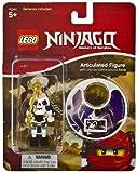 Basic Fun - LEGO Ninjago - NUCKAL (keychain)