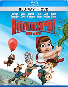 Hoodwinked Too! Hood vs. Evil (Blu-ray + DVD)