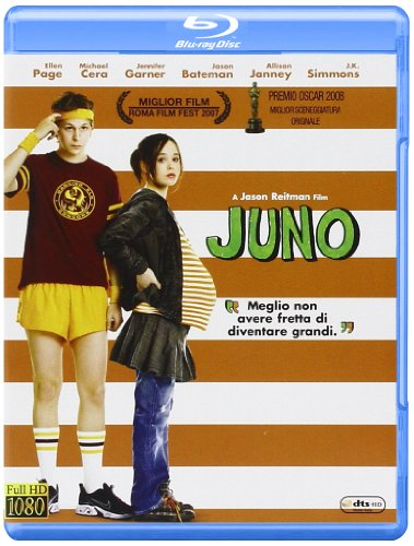 Juno [Blu-ray] [IT Import]