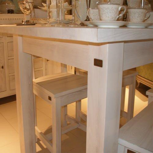sichern tisch echtholz massivholz kiefer rustikal. Black Bedroom Furniture Sets. Home Design Ideas