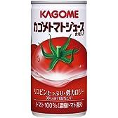 カゴメ トマトジュース 190g×30缶