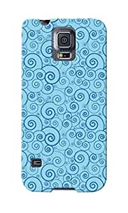 KnapCase Abstract Designer 3D Printed Case Cover For Samsung Galaxy S5