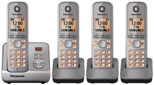 Panasonic KX-TG6724EM DECT Phone Black Friday & Cyber Monday 2014